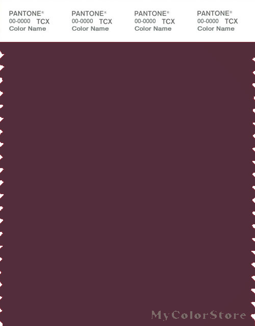 Pantone Smart 19 1718 Tcx Color Swatch Card Pantone Fig