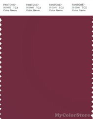 PANTONE SMART 19-2024X Color Swatch Card, Rhododendron