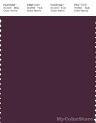 PANTONE SMART 19-2520X Color Swatch Card, Potent Purple