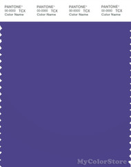 PANTONE SMART 19-3850X Color Swatch Card, Liberty