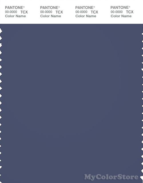 PANTONE SMART 19-3928 TCX Color Swatch Card   Pantone Blue ...