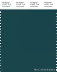 pantone smart 17 4919 tcx color swatch card pantone teal. Black Bedroom Furniture Sets. Home Design Ideas