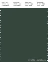 PANTONE SMART 19-5917X Color Swatch Card, Sycamore