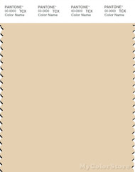 PANTONE SMART 12-0910X Color Swatch Card, Lamb's Wool