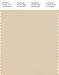 PANTONE SMART 13-1006X Color Swatch Card, Crème Brulee