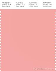 PANTONE SMART 14-1521X Color Swatch Card, Peaches N' Cream