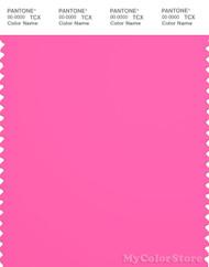 PANTONE SMART 16-2125TN Color Swatch Card, Sugar Plum