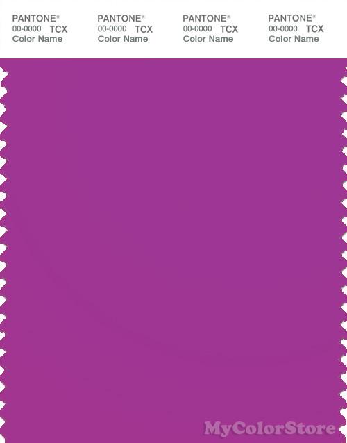 PANTONE SMART 18-3250TN Color Swatch Card, Purple Cactus Flower