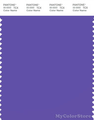 PANTONE SMART 18-3940TN Color Swatch Card, Simply Purple
