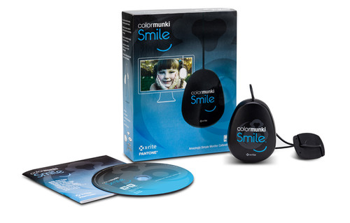 Colormunki Smile is an easy to use color calibration Solution tool designed  to help ensure your laptop or desktop monitors are consistently displaying the right colors.