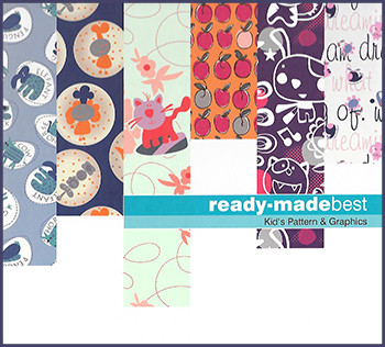 Ready-Made Best Kids Vol.1 {+DVD}, Graphics  Design for Childrenswear