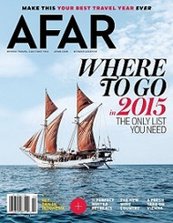 Afar Magazine Subscription (US) - 6 iss/yr