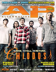 Alternative Press Magazine Subscription (US) - 12 iss/yr