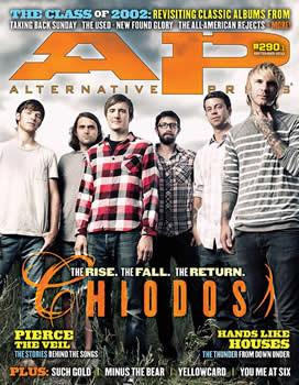 Alternative Press Magazine Subscription (US) - 12 iss/yr