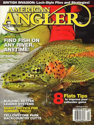 American Angler Magazine Subscription (US) - 6 iss/yr