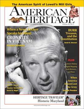 American Heritage Magazine Subscription (US) - 8 iss/yr