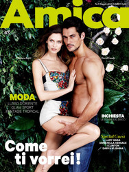 Amica Magazine Subscription (Italy) - 12 iss/yr