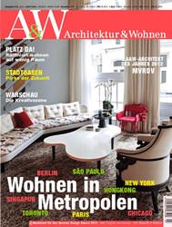 Architektur Und Wohnen Magazine Subscription (Germany)   6 Iss/yr