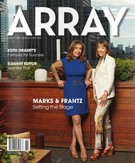 Array Magazine Subscription (US) - 4 iss/yr
