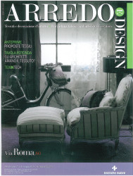 Arredo Design - Tessuti Magazine Subscription (Italy) - 3 iss/yr