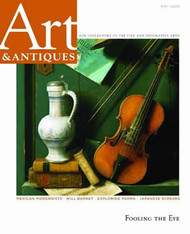 Art And Antiques Magazine Subscription (US) - 12 iss/yr