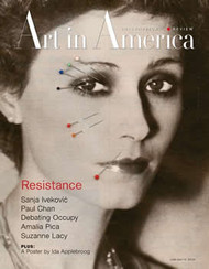 Art In America Magazine Subscription (US) - 12 iss/yr