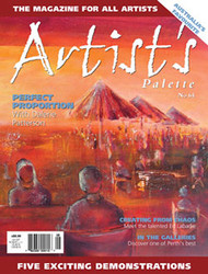 Artists Palette Magazine Subscription (Australia) - 12 iss/yr