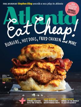 Atlanta Magazine Subscription (US) - 12 iss/yr