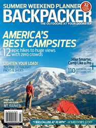 Backpacker Magazine Subscription (US) - 9 iss/yr