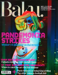 Baku Magazine Subscription (UK) - 4 iss/yr