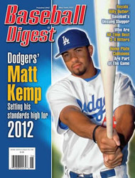 Baseball Digest Magazine Subscription (US) - 6 iss/yr