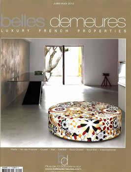 Belles Demures Magazine Subscription (France) - 12 iss/yr