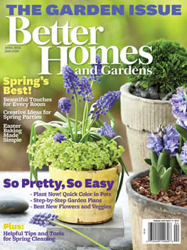 Better Homes And Gardens Magazine Subscription (US) - 12 iss/yr