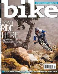 Bike Magazine Subscription (US) - 8 iss/yr