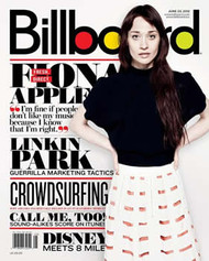 Billboard Magazine Subscription (US) - 52 iss/yr