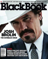 Black Book Magazine Subscription (US) - 4 iss/yr