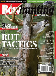 Bow Hunting World Magazine Subscription (US) - 9 iss/yr