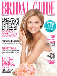 Bridal Guide Magazine Subscription (US) - 6 iss/yr