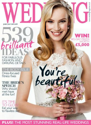 Bridal Guide Magazine Subscription (US) - 6 iss/yr