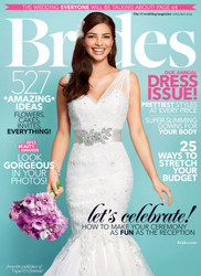 Brides Magazine Subscription (US) - 6 iss/yr