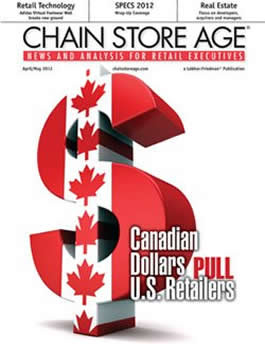 Chain Store Age Magazine Subscription (US) - 12 iss/yr