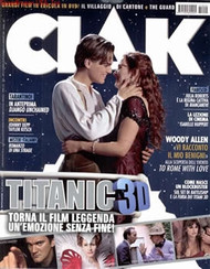 Ciak Si Gira Magazine Subscription (Italy) - 12 iss/yr