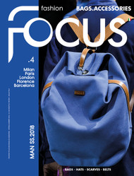 Fashion Focus Man Bags + Accessories Subscription - 2 iss/yr (Formerly Close-Up)