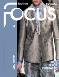 Fashion Focus Man Formal Subscription - 2 iss/yr (Formerly Close-Up)