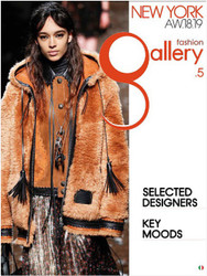 Fashion Gallery New York Subscription (PRINT EDITION)