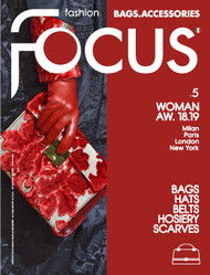 Fashion Focus Woman Bags + Accessories Subscription(PRINT EDITION)