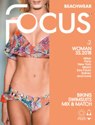Fashion Focus Woman Beachwear Subscription - (PRINT EDITION)