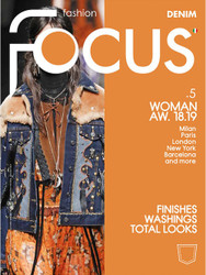 Fashion Focus Woman Denim (PRINT EDITION)
