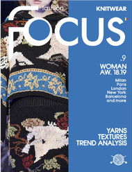 Fashion Focus Woman Knitwear Subscription (PRINT EDITION)