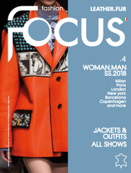 Fashion Focus Woman Leather and Fur Subscription (PRINT EDITION)